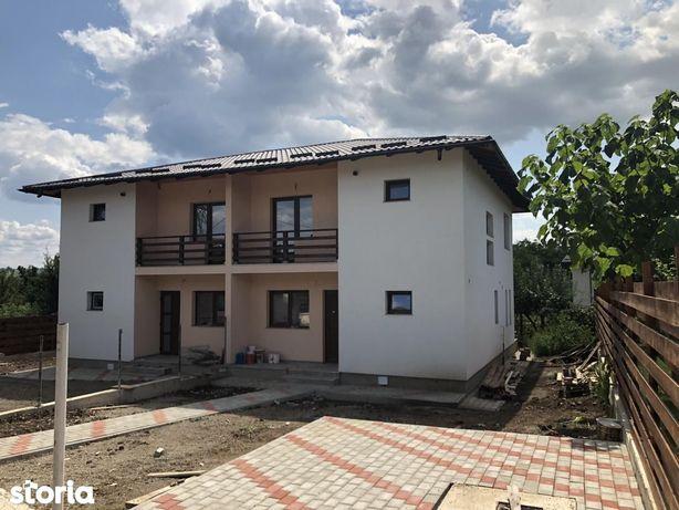 Vila 4 camere, 105 mp utili, Valea Adanca (Miroslava)