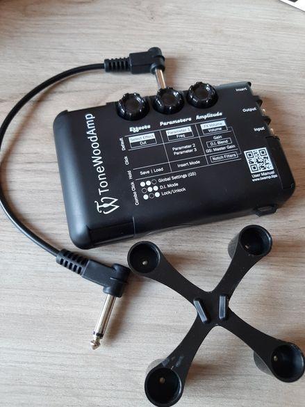 Продавам Tonewoodamp процесор за електроакустична китара