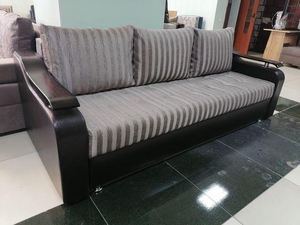 Диван с подлокотниками 2.30 м, цена от производителя, мебель.