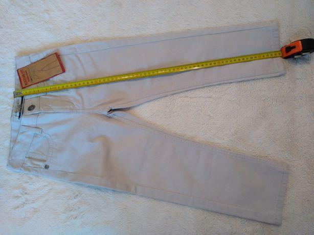 Pantalon italienesc tip blug pe crem,copii
