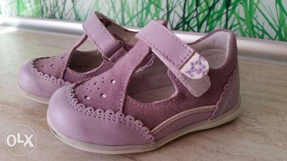 лилави обувки Колев и Колев 21н. - 30лв.