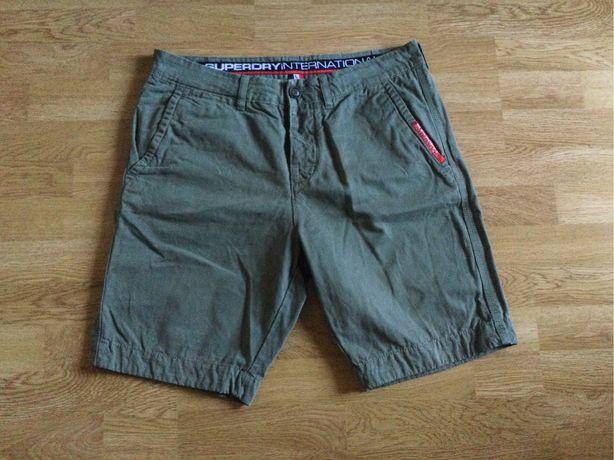 Pantaloni originali Superdry International ca noi