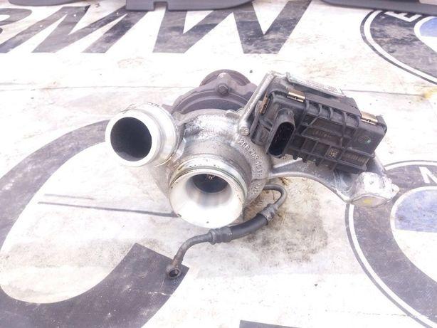 Turbo turbina turbosuflanta bmw e 90 e91 lci 318d 143 garret