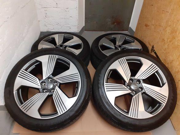 Оригинални джанти с гуми летни 21 цола за Audi Q7 SQ7 E Tron