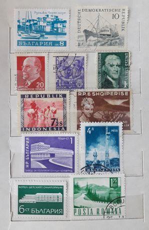 Продам марки, почтовые, коллекционирование, подарок.