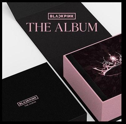 Новый альбом BLACKPINK The Album. Блэкпинк.