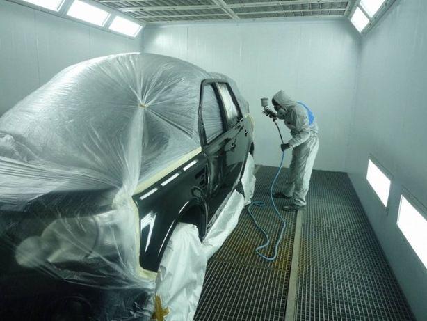 Кузовные работы, профессиональная покраска авто, автомаляр, полировка
