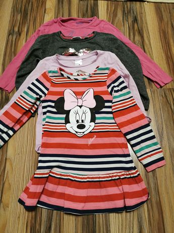 Lot bluze fetita mărimea 104