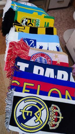Футбольные шарфы