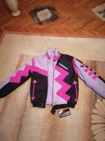 Costum și Jacheta Moto