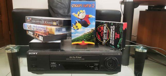 DVD/VIDEO продам