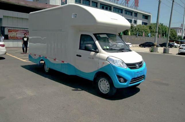 Торговый фургон . Мобильные грузовики для продажи. Автолавки