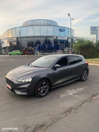 Ford Focus Ford Focus 1.5 EB AT ST LINE , autoturism nou in perfecta stare.