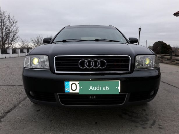 AUDI A6 AVANT proprietar 2002