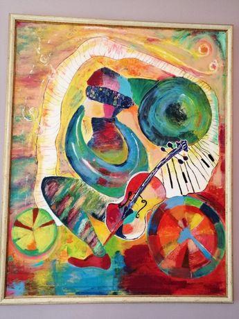 Картина на варненската художничка Верската