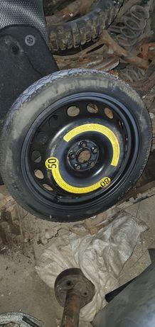 Резервна гума тип патерица 5х100