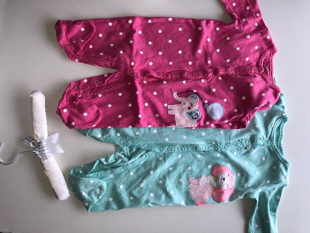 Vand SALOPETE, CARTERS import USA, marime 6 luni, NOI si second hand