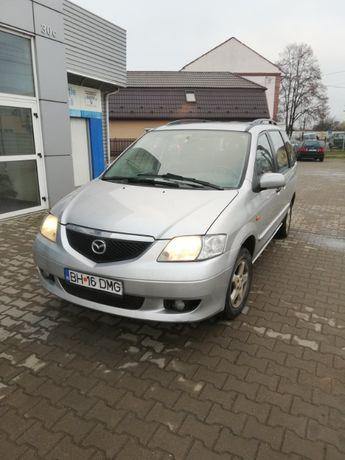 Vând Mazda MPV, cu 14 cm mai lung decât un Sharan