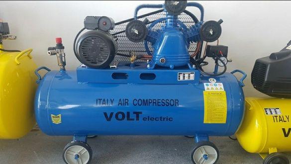 Компресор за Въздух с обем на съда 100L