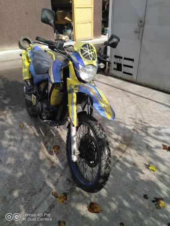 Мотоциклет Ямаха ХТ 660 (Yamaha XT660) на части