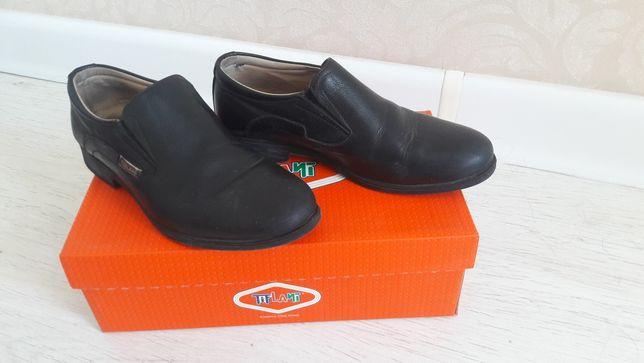 Туфли школьные 31 размера