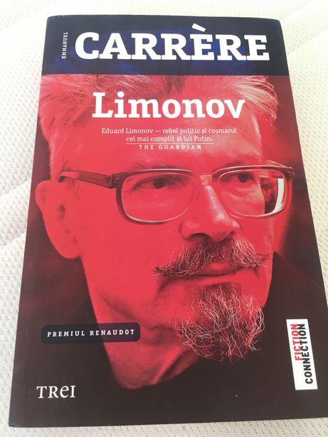 roman Limonov - Emmanuel Carrere