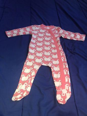 Пижамки за малки годпожици 9-12 мес. 80 см