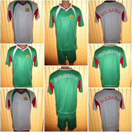 2020 - България - Спортни екипи(тениска с къси гащи)-четири варианта