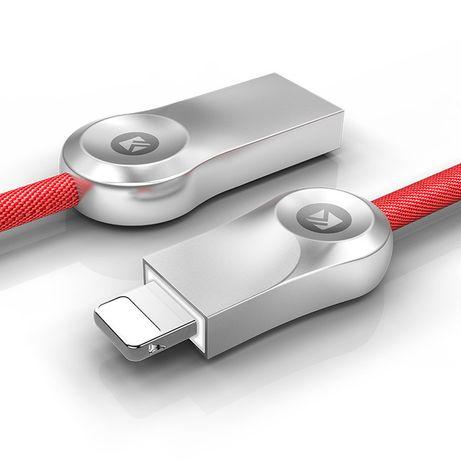Висококачествен Lighting USB LED кабел за Apple iPhone 6 7 8 X XS XR