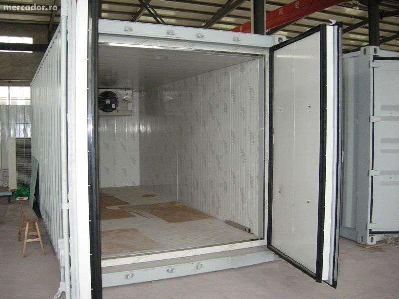 Camere si depozite frigorifice noi/second hand refrigerare-congelare Cluj-Napoca - imagine 1