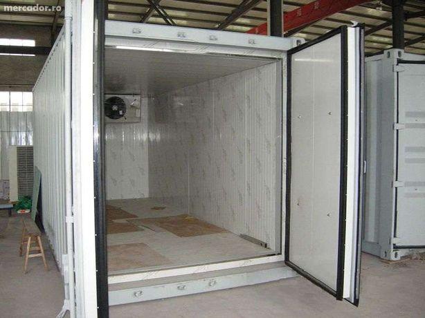Camere si depozite frigorifice noi/second hand refrigerare-congelare