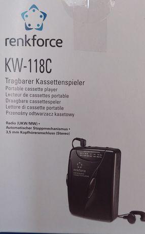 Walk man KW - 118 C
