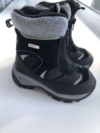 Абсолютно новые ботинки reima