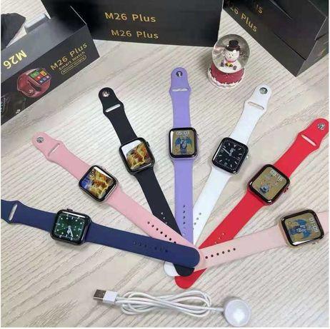 Смарт часы M26Plus,M26Pro, M16Plus,Apple Watch 6 series, Новые!