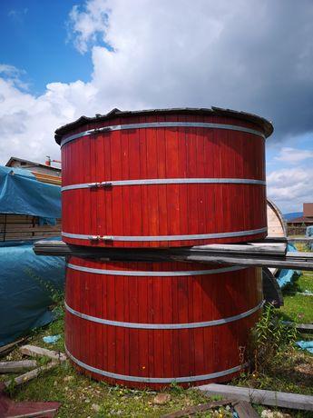 Ciubar din lemn 2,5m (8-10 perosane)
