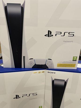 Ps5 / Playstation 5 Sigilat / 3 Ani Garantie Emag