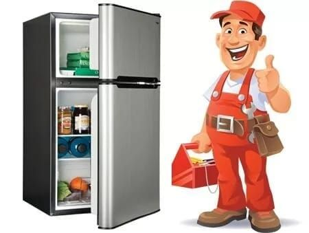 Reparatii frigidere,congelatoare, combine frigorifice la domiciliu