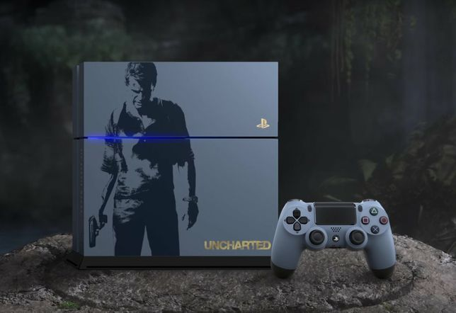 Controller Editie Limitata Uncharted 4 playstation 4 maneta ps4 Sony