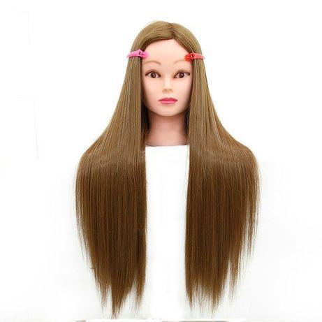 Манекен- голова учебный для причёсок