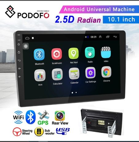Navigatie 9 si 10 inch Android ,universala 2din Gps WiFi Bluetooth.