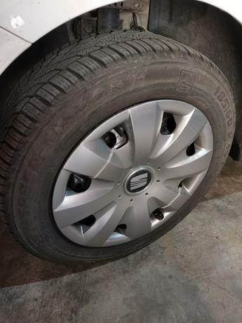 Roti iarna Seat Ibiza 185/60 R15