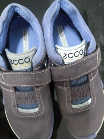 Детская обувь для девочек, кроссовки Ecco