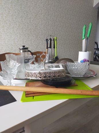 Посуда разная качетчвенная