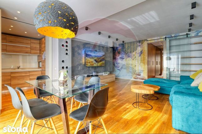 Apartament unic în stil artsy-industrial zona P-ta Unirii