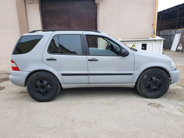 Mercedes ml off road