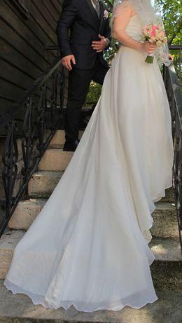 Булчинска рокля L XL