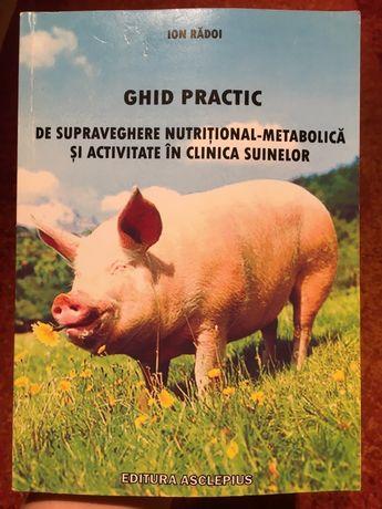 Carte 'Ghid practic de supraveghere nutritional metabolica suine'