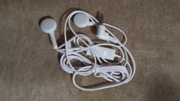 Аудио жични слушалки за телефон