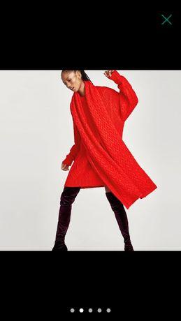 Zara, пуловер - рокля