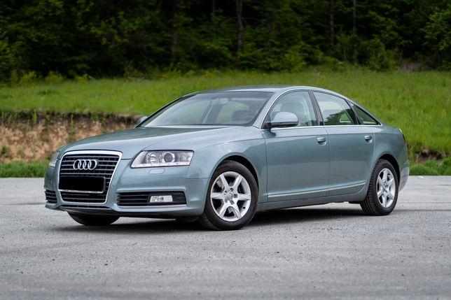 Audi A6-2009-174000km-RAR-Alcantara-Led-Navi-Park-BiXenon-Euro5-LED